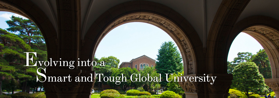 Evolving into a Smart and Tough Global University