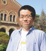 4th Year Student in the Faculty of Social Science Takahiko Ueno